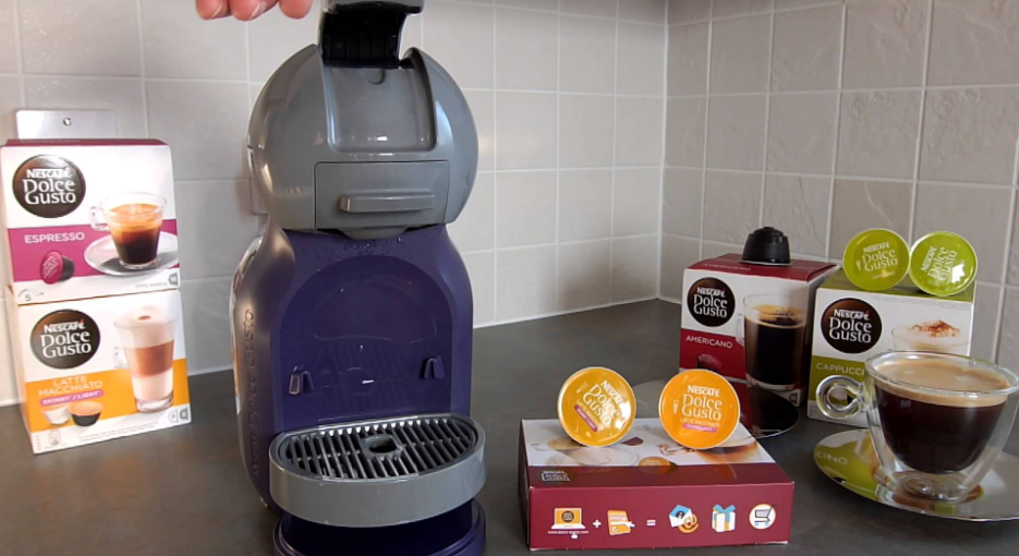 krups nescafe dolce gusto mini me kopen lees nu de review. Black Bedroom Furniture Sets. Home Design Ideas