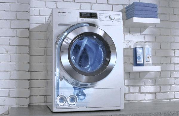 Miele W1 Wasmachine