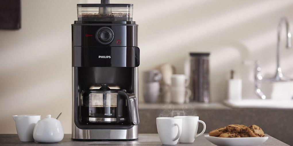Philips Grind & Brew HD7765 00