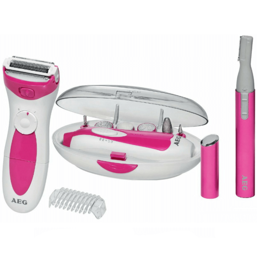 AEG LADY BEAUTY SET