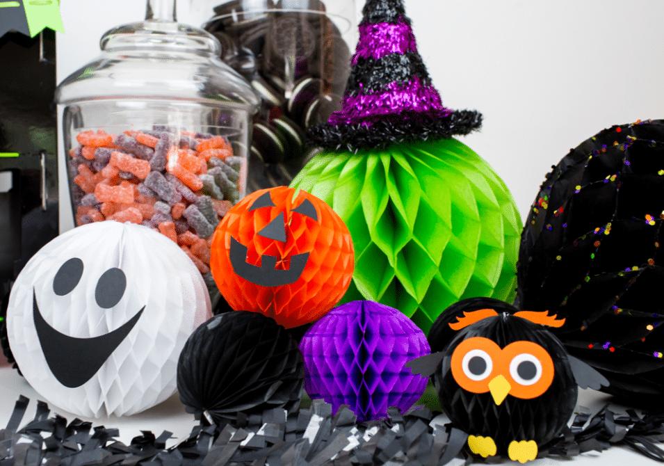 Koop jouw Halloween versiering