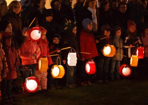 Lampionnen en de geschiedenis in Limburg