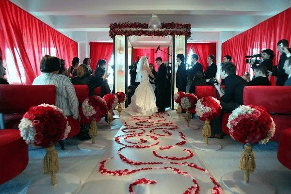 Waar kun je terecht voor bruiloft decoratie