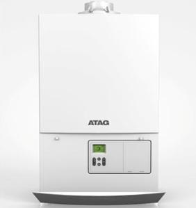 ATAG I28EC cw4 met iCon wisselaar