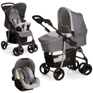 Hauck Shopper SLX Trio set – Kinderwagen