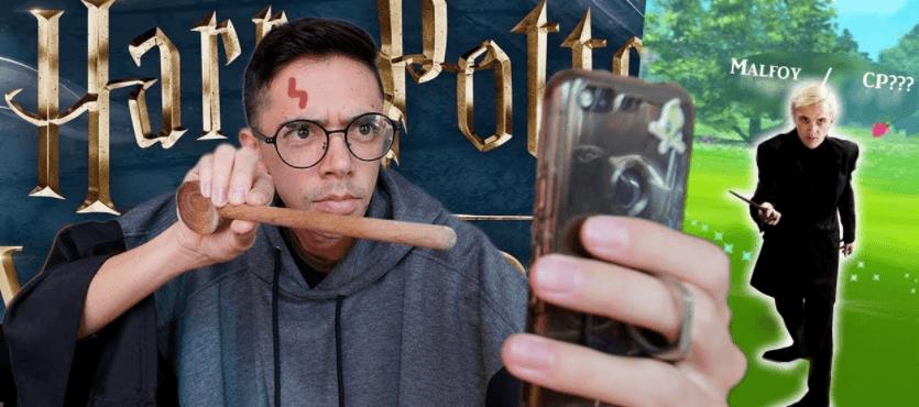 AR game Harry Potter Wizards Unite externe accessoires