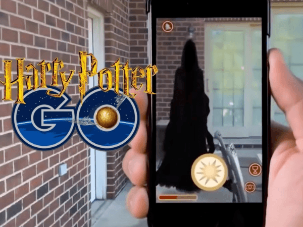 AR game Harry Potter Wizards Unite