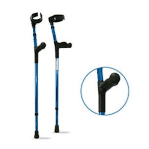 EZ Crutch Elleboogkrukken
