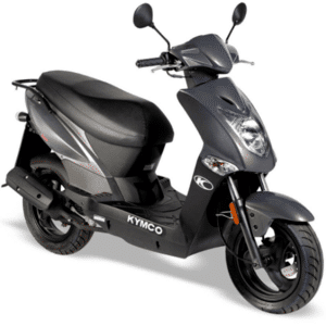 Kymco Agility 12 inch FR scooter