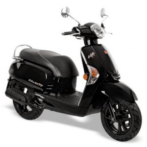 Kymco Like TT scooter