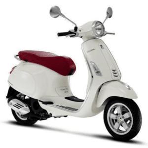 Vespa Primavera 50cc 4-takt EURO2 scooter