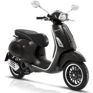 Vespa Sprint 4-takt scooter
