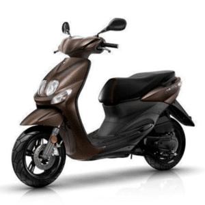 Yamaha Neo 4 4-takt EURO4 scooter