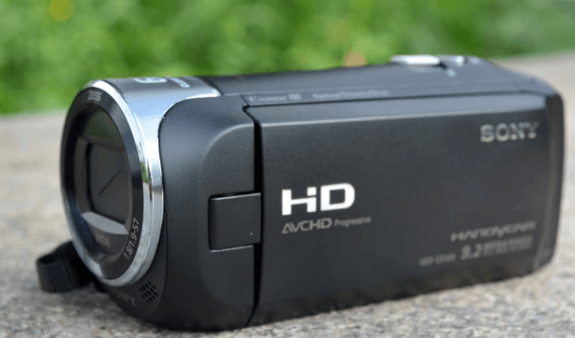 Sony HDR CX-405 Videocamera