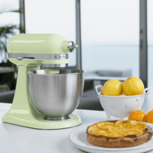 KitchenAid Artisan Mini Mixer 5KSM3311X Honeydew