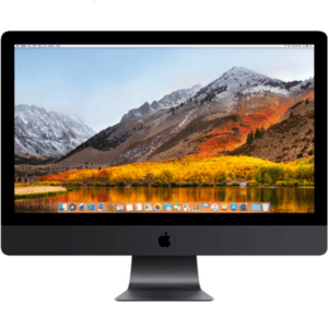 "Apple iMac Pro 27"" (2017) 64/2TB 2,5GHz 14 core"