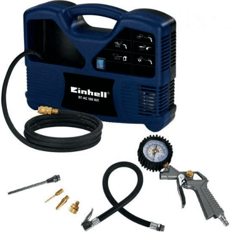Einhell Compressor Set BT AC 180