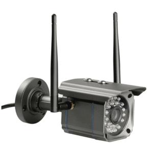 Jimi Nieuwste JH03 Wifi IP Camera Outdoor Beveiliging Draadloze Wifi CCTV Bewakingscamera Nachtzicht Waterdichte