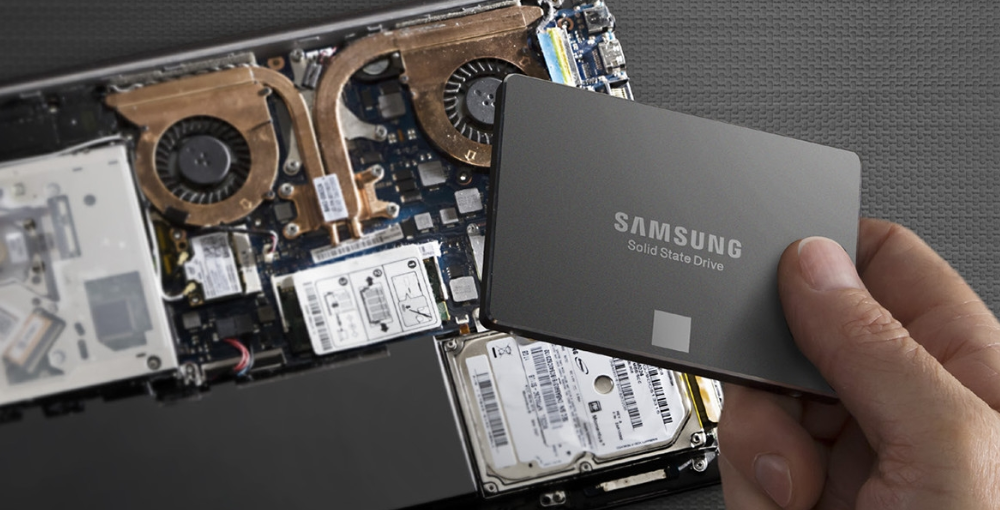 Samsung SSD 750 EVO 250 GB
