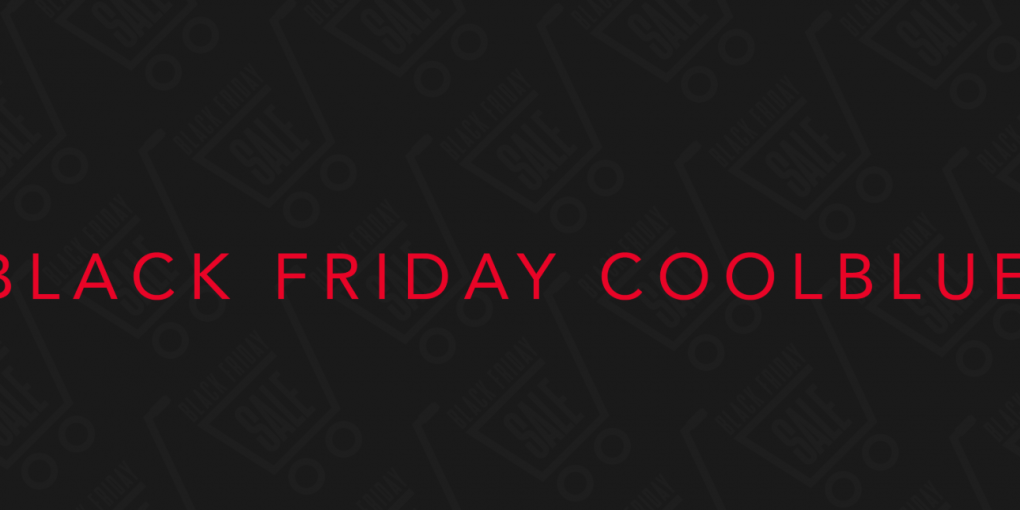 Coolblue Black Friday 2018