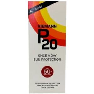 P20 Sunfilter SPF 50 – Zonnebrand spray