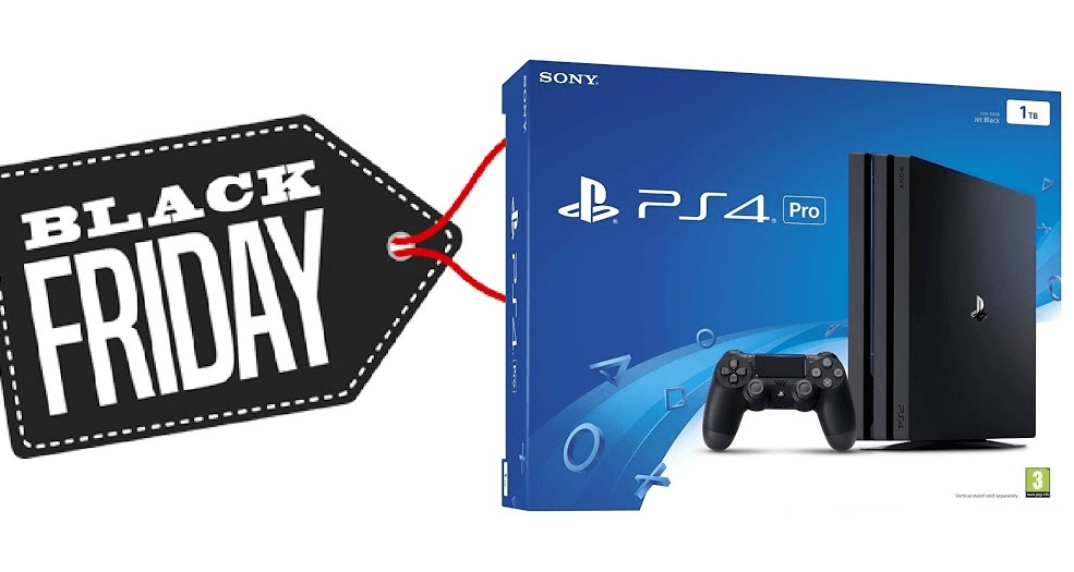 Review over de Playstation 4 Pro in verband met Black Friday
