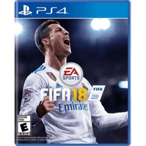 Review van de FIFA 18 PS4 game in verband met Black Friday