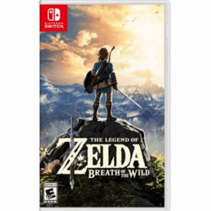 Review van de game The Legend of Zelda Breath of the Wild voor de Nintendo Switch met korting op Black Friday