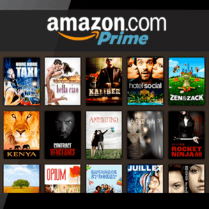 Entertainmentvoordelen van Amazon Prime Nederland