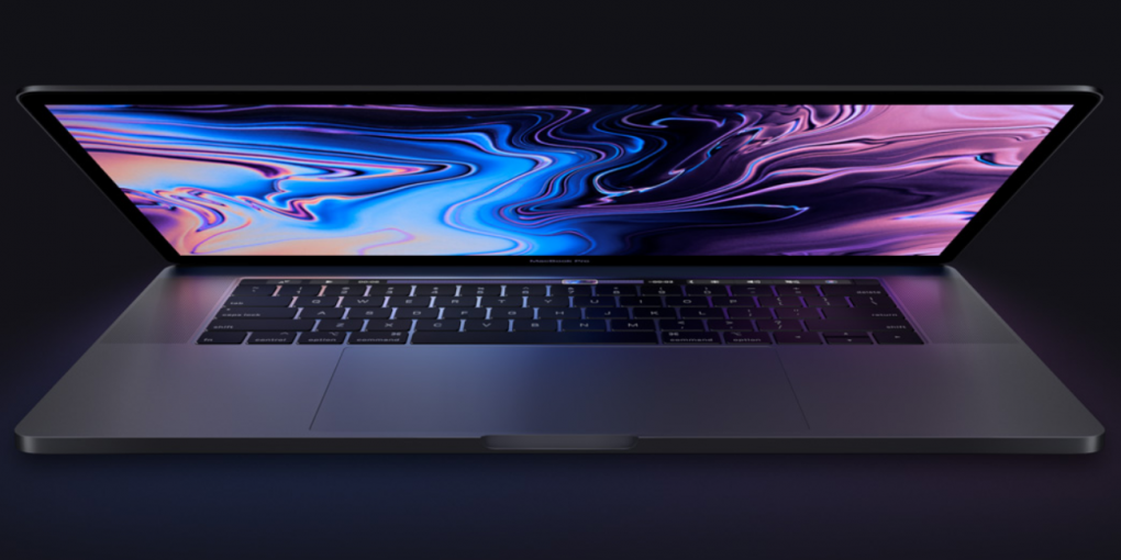 MacBook Pro 2018 model