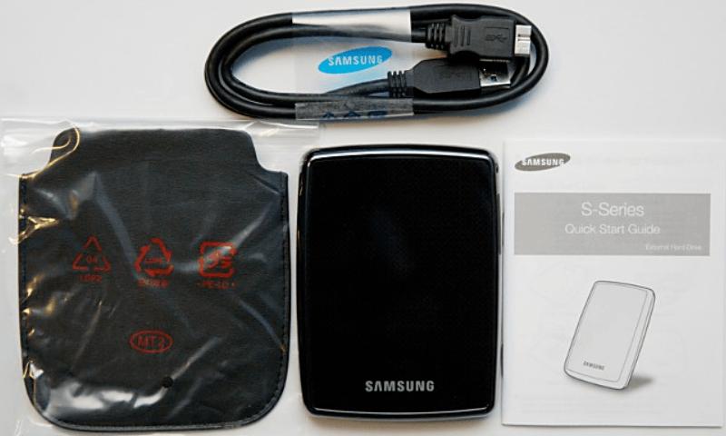 Portable Samsung S2
