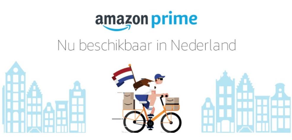 Wat is Amazon Prime Nederland
