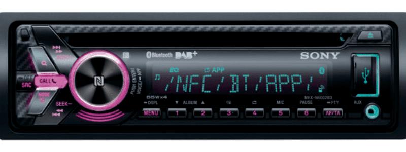 Sony MEX-N6002KIT