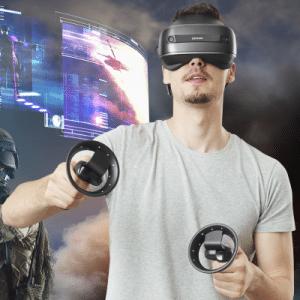Lenovo Explorer Mixed Reality HMD