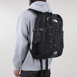 The North Face Borealis Classic TNF Black Asphalt Grey