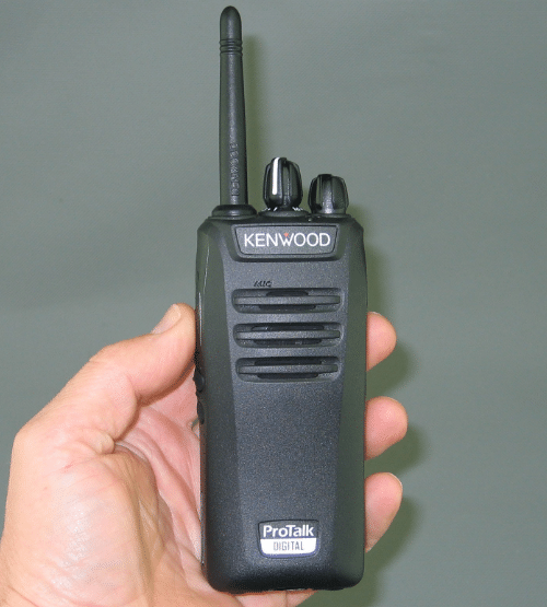 Kenwood TK 3401D