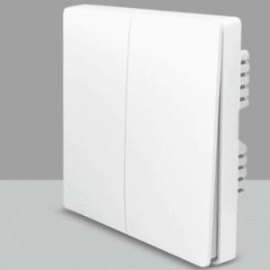 Xiao mi Aqara Smart Home kits Neutrale & live draad muur schakelaar