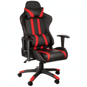 Tectake - Gaming chair - bureaustoel Premium racing style