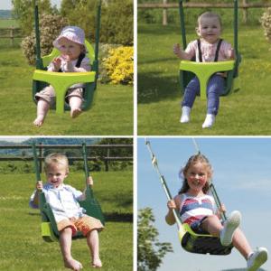 Baby schommel Quad Pod II TP Toys