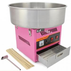 KuKoo Suikerspinmachine