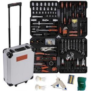 Maxx Tools 416-delige Gereedschapstrolley
