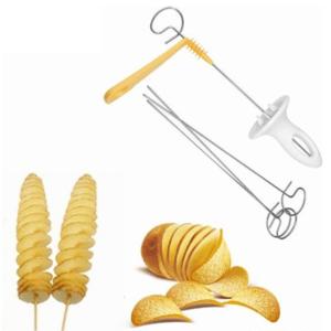 Aardappel snijder - Chips maker