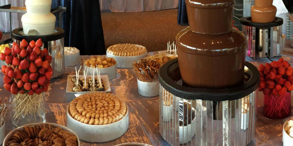 Beste chocoladefontein