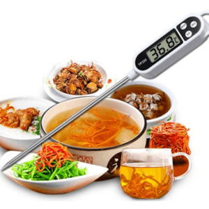 Brauch Digitale Thermometer