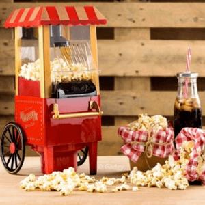 Gadgy Klassieke Popcorn Machine