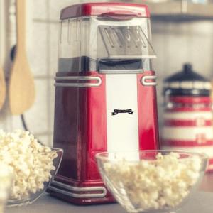 Gadgy Retro Popcorn machine