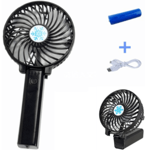 Oplaadbare Draagbare Ventilator