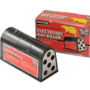 Pest-stop Elektrische rattenval