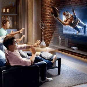 LESHP Full HD LED-projectoren