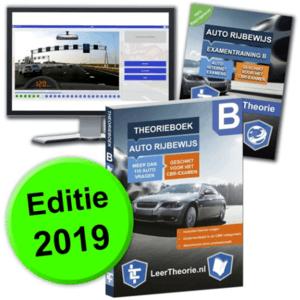 Auto Theorieboek 2019 - Auto theorie oefenen - Theorie Leren Auto Rijbewijs B + 20 uur Online met CBR theorie Examens